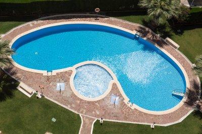 community - pool